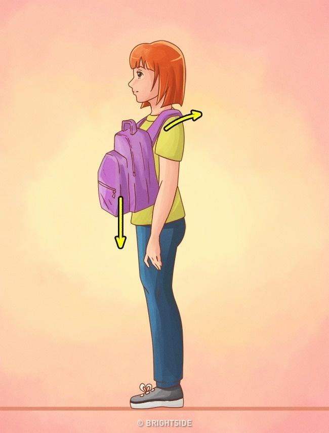 Làm được 10 điều này bạn sẽ không bao giờ bị gù lưng mỗi khi đứng hay ngồi - Ảnh 11.