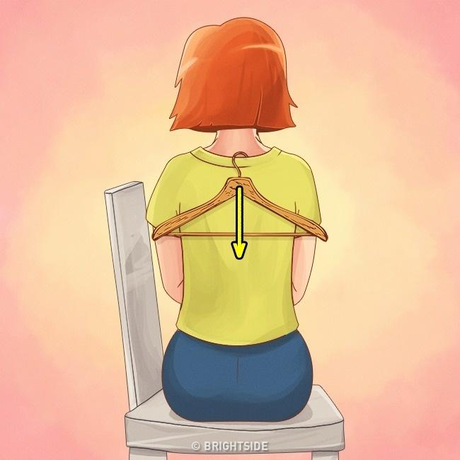 Làm được 10 điều này bạn sẽ không bao giờ bị gù lưng mỗi khi đứng hay ngồi - Ảnh 10.